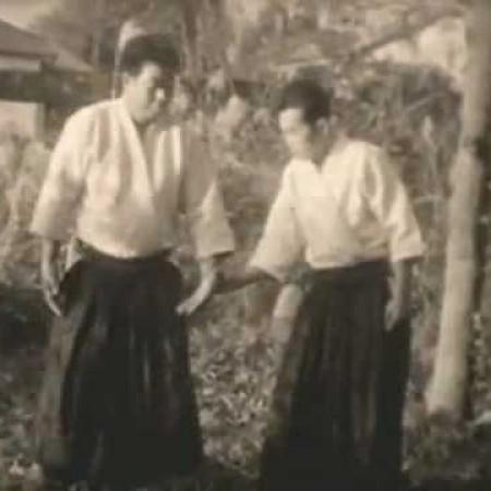 Aikido, Morihiro Saito Sensei in Iwama : Aikido Dojo London