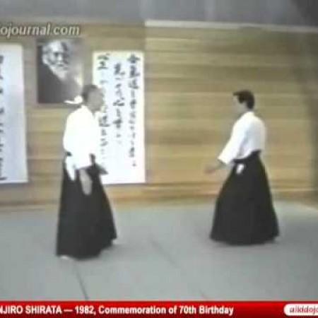 Rinjiro Shirata - A Catalog of Prewar Aiki Budo Techniques I